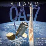 Orbital ATK's Cygnus capsule gelanceerd die lading naar het ISS gaat brengen