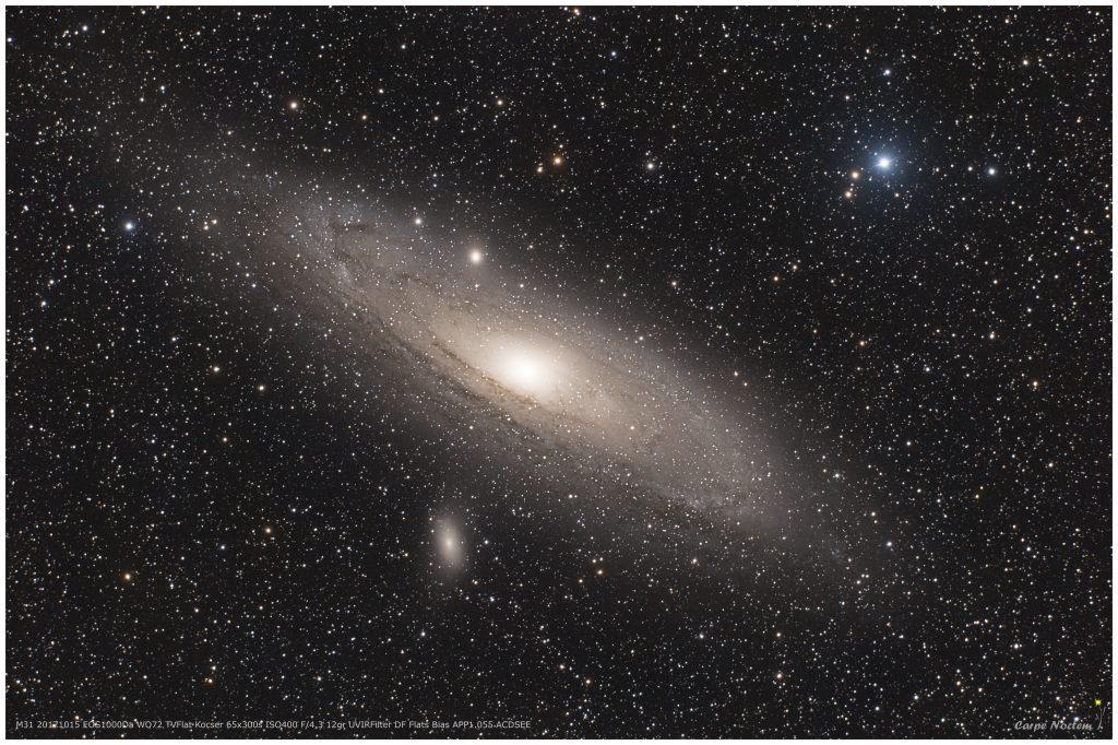 M31 / Andromeda stelsel