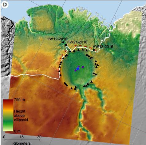 Leeftijd van de aarde volgens radiometrische dating